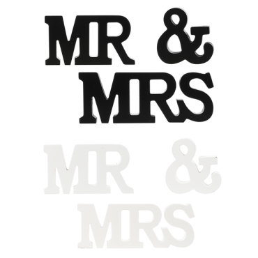 Mr. and Mrs. Figurines