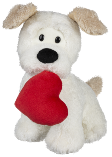 Valentine\'s Day Dog