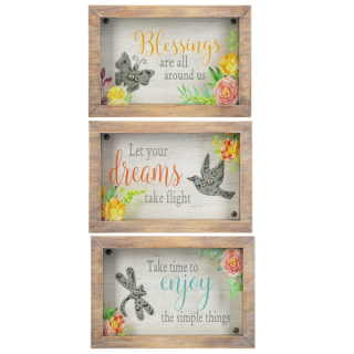 Shadow Boxes - $22.00 Each